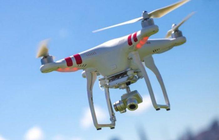 Manejar drones