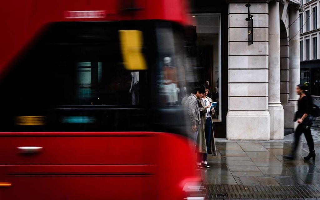 Curso de conducción de autobuses