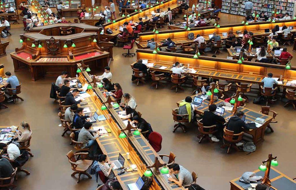 Servicios Bibliotecarios